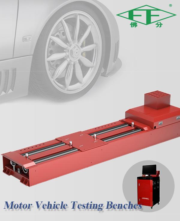 Motor Vehicle Testing Benches