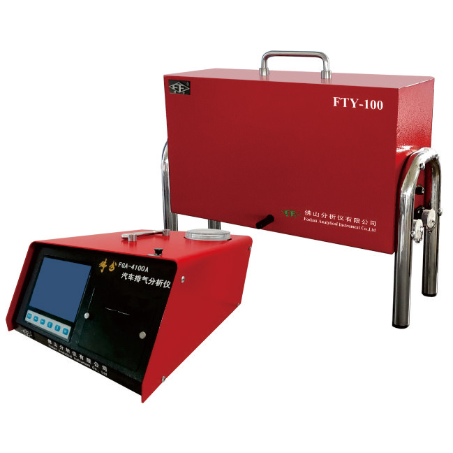 FGA-4100A Automotive Emission Tester