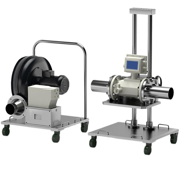 FLJ-100流量计校准装置